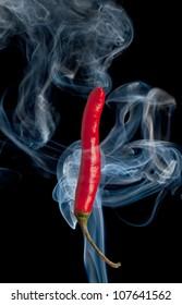 smoking chillie