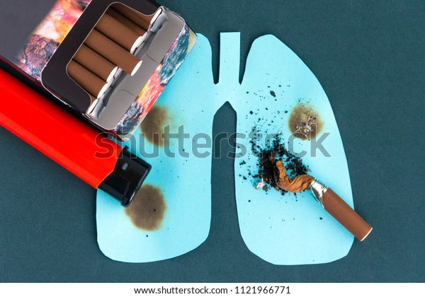 Smoking, lung cancer
