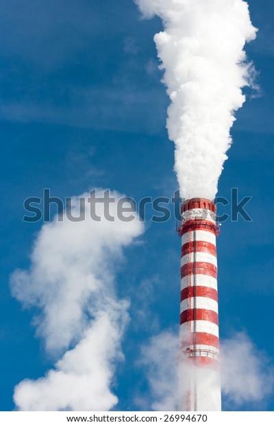 Smoking stake