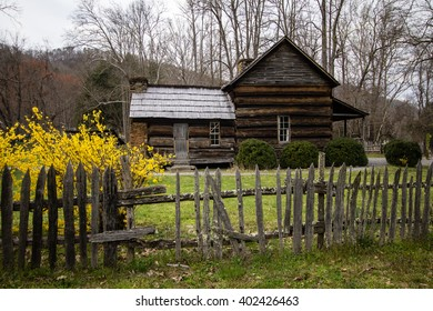 Oconaluftee images stock photos vectors shutterstock for Privately owned cabins in the smoky mountains