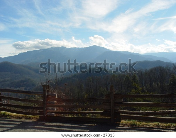 smoky mountains in july