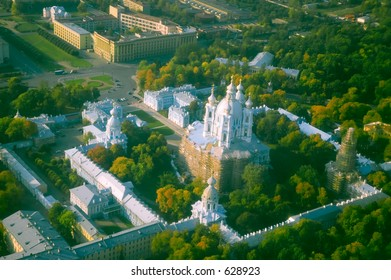 Smolny Cathedral - Churches of St. Petersburg [#4913]