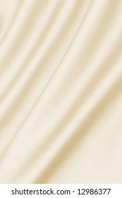 Smooth Cream Satin
