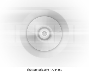 Smooth Disc Background