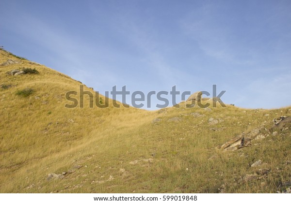 Smooth hill