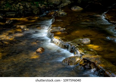 smooth river background