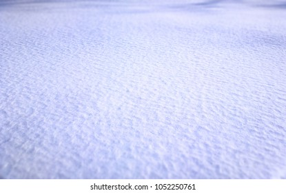 Smooth snow texture background