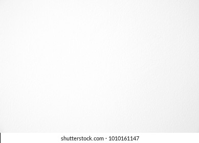 Smooth white wall background, white wall texture