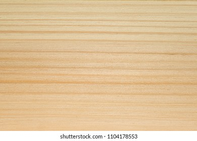 Smooth wood texture