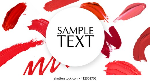 smudged lipstick shades banner