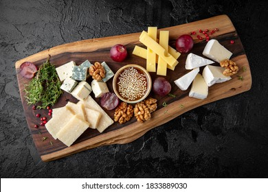 Snack cheese delicacies:  parmesan, dorblu, camembert, cheddar, cheese sticks for vodka, beer, wine.