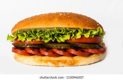 Snack ready meals sandwich