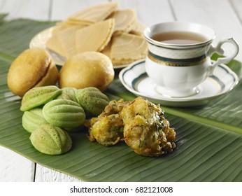 snacks for the buka puasa