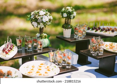 snacks for cocktail party