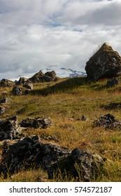 Snaefellsnessjokull, Snaefellsness Peninsula, Iceland