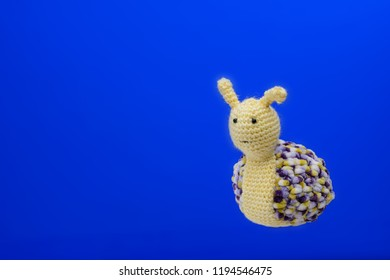 Snail colored background
