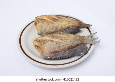 Snake Skin Gourami Fish,Pla Salit ,fish fry