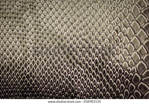 Snake skin pattern as a wallpaper
