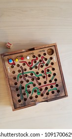 Snaker and Ladders Board Game