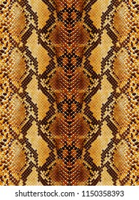 Snakeskin Leathers Background