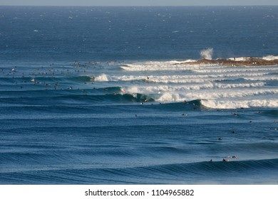 Snapper Rocks is an iconic surf spot and the most southerly beach of the Gold Coast