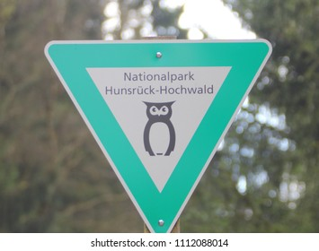 Snapshot from the National Park  Hunsrueck-Hochwald, is a national park located in the Hunsrueck region of Rhineland-Palatinate and the Saarland in Germany