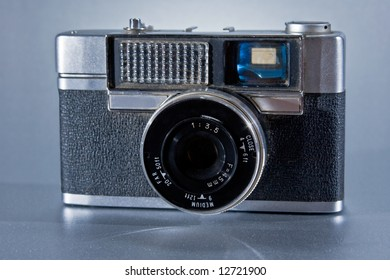 Snapshot, An old point and shoot Camera
