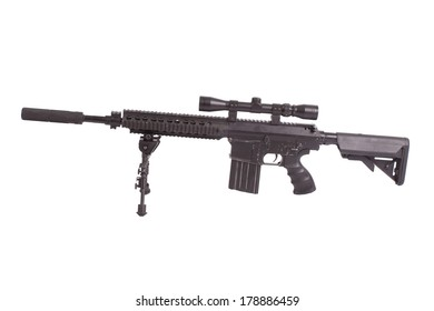 308 Rifle Images, Stock Photos & Vectors | Shutterstock