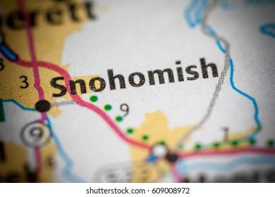 Snohomish. Washington. USA