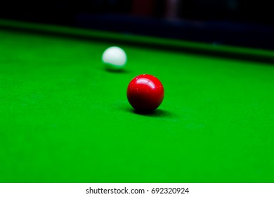 Snooker.select Spot focus