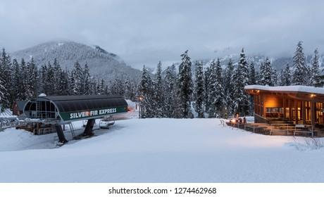 Snoqualmie Pass Images, Stock Photos & Vectors | Shutterstock