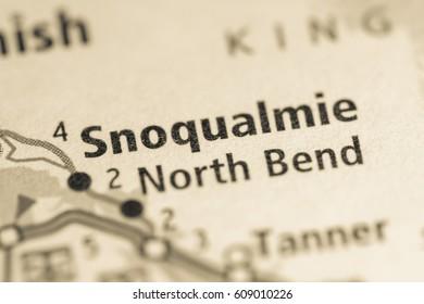 Snoqualmie. Washington. USA