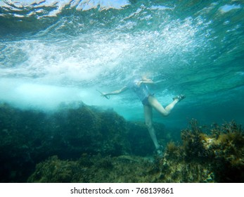 Snorkeling and Swimming
