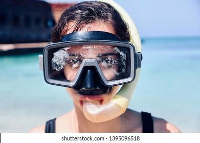Snorkeling,Dry Tortugas National Park, Florida Keys