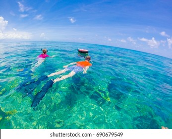 Snorkelling in Key West - Florida Marine Sanctuary