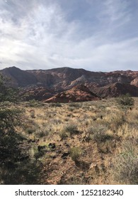 Snow Canyon State Park, St George, Utah, USA - Nature Background Backdrop