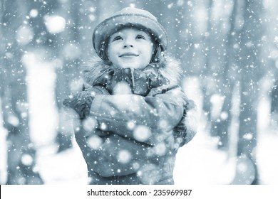 snow, christmas dream girl