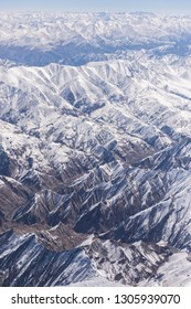 snow covered mountain peaks of Indian, Himalaya