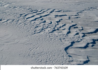 Snow drift textures