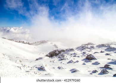 Snow Jade Dragon Mountain Lijiang in Yunnan province southwestern China