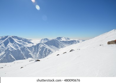 Snow Land Gulmarg Or The Meadow Of Flowers In Kashmir