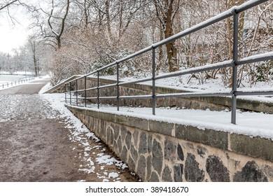 Snow Park Trail