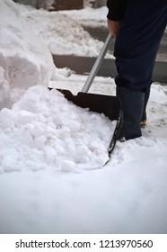 snow shovel push sweep snow shovel snow skipper clearing