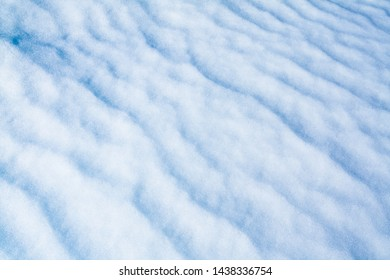 snow surface texture, natural background