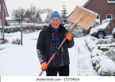 snow sweep