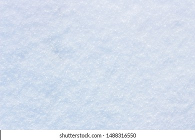 Snow texture. The surface of the earth is covered with snow