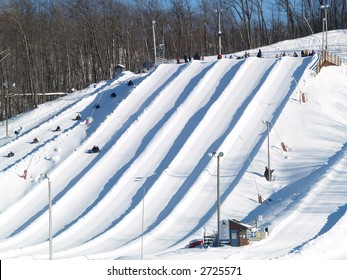 snow tube resort