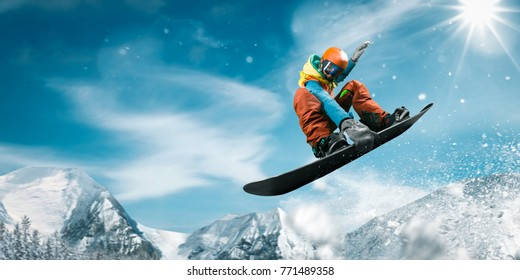 Snowboarding Snowboard Snowboarder
