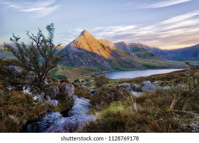 Snowdonia National Park in Northern Wales