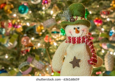 Snowman Holiday Decoration